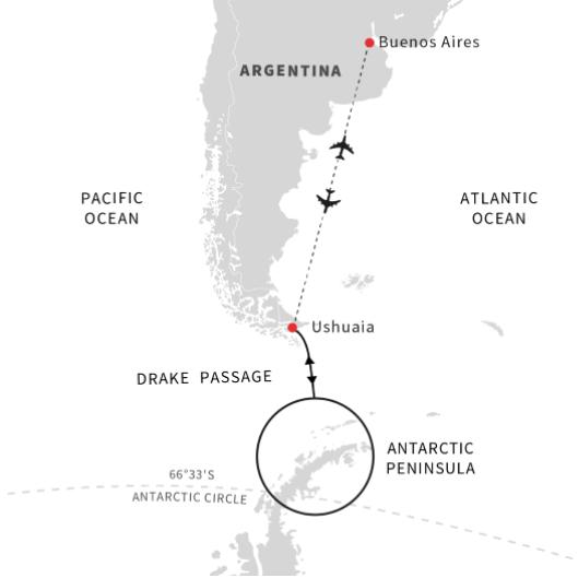 Antarctica-antarctic-circle-nansen-cruisenorway