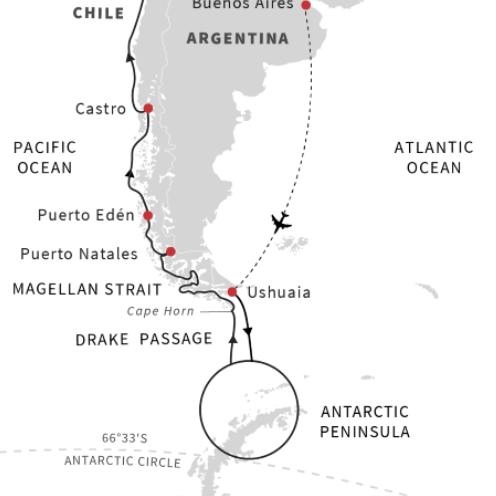 Antarctica-patagonia-chilean-fjords-fram-expedition