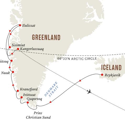 Disko Bay - Greenland - Arctic Circle
