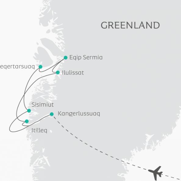Greenland - disco bay albatros
