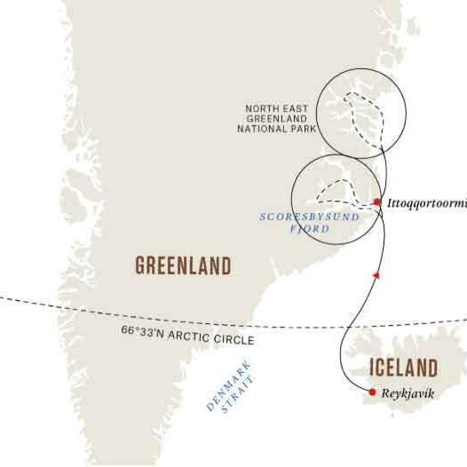 Greenland-scoresbysundfjordsystem-Cruisenorway