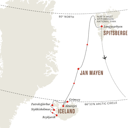 Iceland-jan-mayen-svalbard-cruisenorway