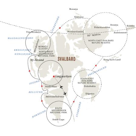 Svalbard-circumnavigation-2021